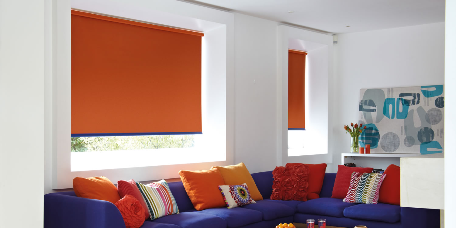 Beautiful Roller Blinds